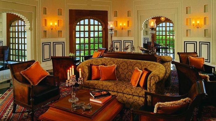 Индийская гостиная