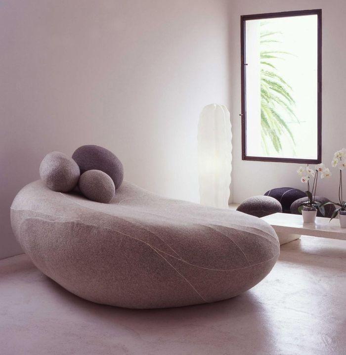 Каменное сиденье