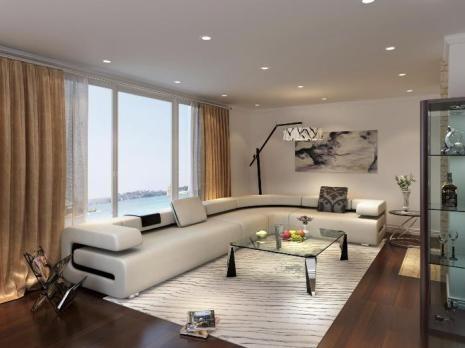 Квартира в стиле бунгало