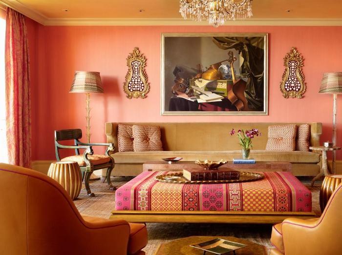 Мавританская гостиная