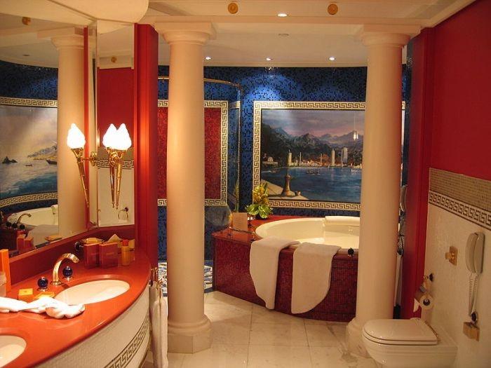 Роскошная ванная