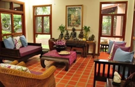 Типичная тайская комната