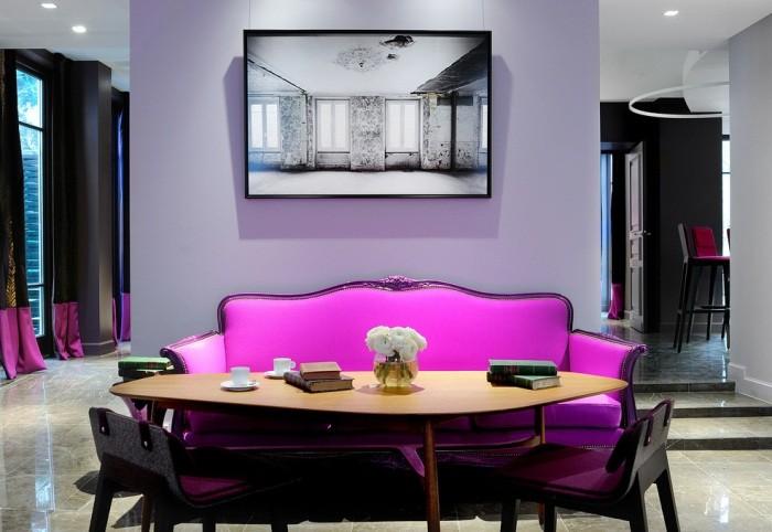 Цветная гостиная