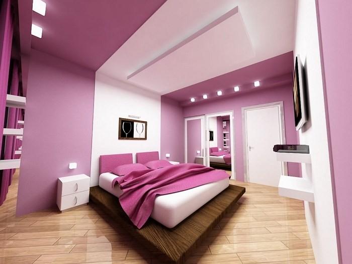 Кровать на помосте