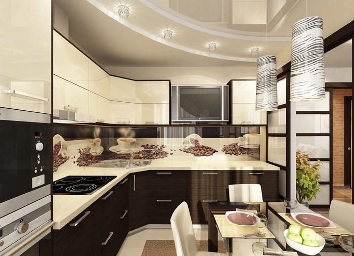 прихожая и кухня вместе в частном доме фото