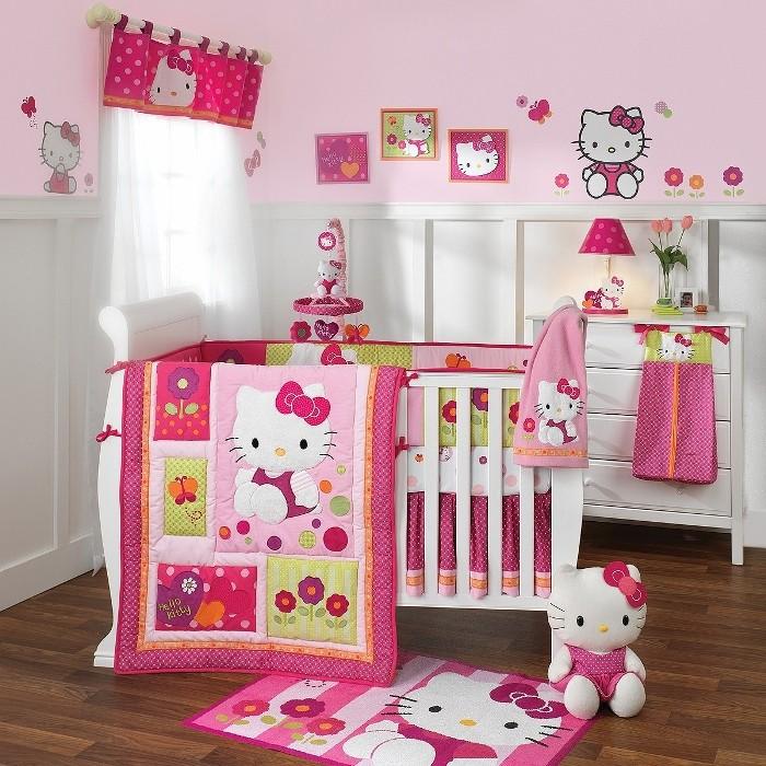 Розовая комната