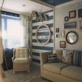 Каютный уют — создание интерьера в корабельном стиле