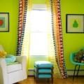 Зеленая детская комната – вдохновляющие фото и советы дизайнеров