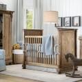 Деревенская простота для ребенка – детская комната в стиле кантри