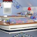Детская комната в морском стиле – идеи дизайн