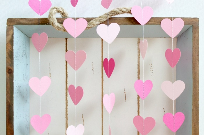 Оттенки розового
