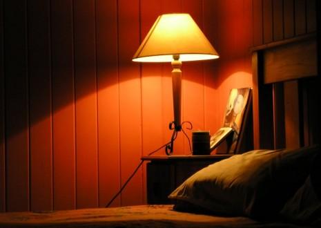 Освещенная подушка