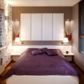 Дизайн узкой спальни – советы и вдохновляющие фото