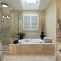 Ванная комната с душевой кабиной – идеи дизайна