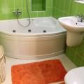 Дизайн ванной комнаты площадью 3 кв. м