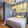 Интерьер спальни площадью 15 кв. м