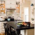 Как обустроить маленькую кухню 5 кв. м – идеи дизайна и фото