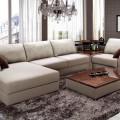 Угловой диван в интерьере маленькой гостиной – советы и фото