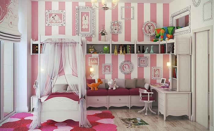 Розовая полоска