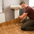Как в домашних условиях склеить линолеум