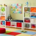 Оригинальные идеи хранения игрушек в детской комнате