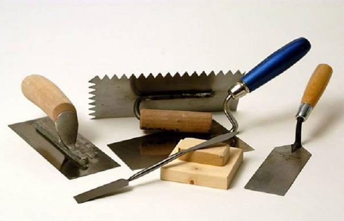 Инструменты для плитки