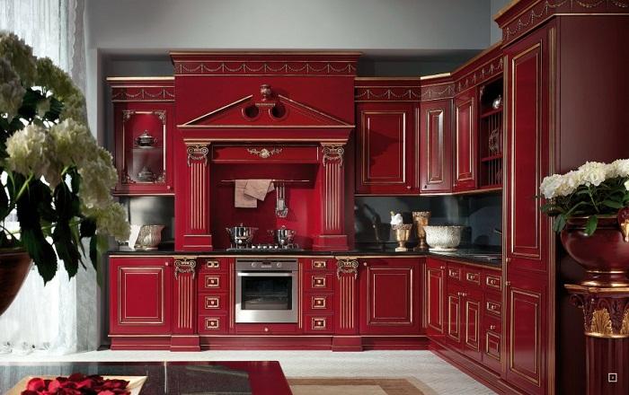 Кухня-барокко
