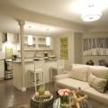 Планировка кухни-гостиной 20 кв. м