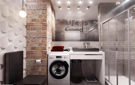 Необычная стиральная машина