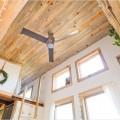 Монтаж потолка из ламината – этапы работы