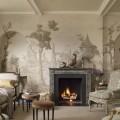 Советы дизайнеров по оформлению стен в гостиной