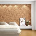 Виды пробкового покрытия для стен и особенности его монтажа