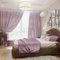Как оформить спальню с балконом: дизайн, фото, идеи ремонта
